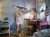 A Girl and her Room von Rania Matar - Brookline