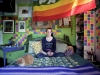 A Girl and her Room von Rania Matar